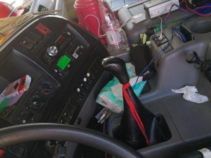 东风天锦 载货车  315匹 2009年07月 8x4