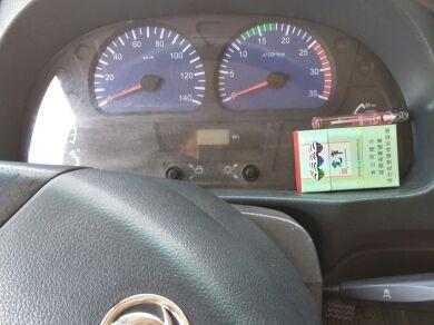 东风其他车系 载货车  180匹 2011年03月 4x2