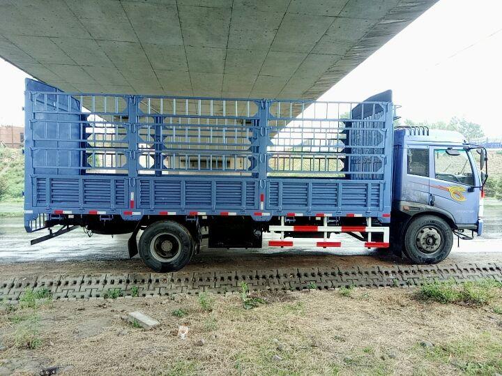 青岛解放 载货车  160匹 2012年10月 4x2