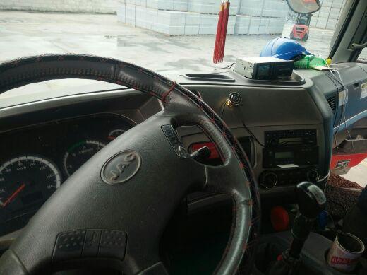 江淮格尔发 载货车  200匹 2014年04月 6x2