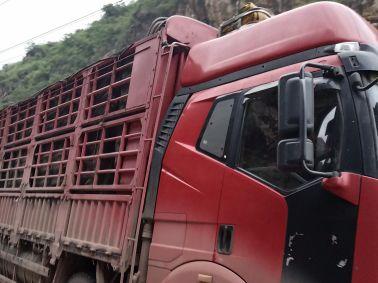 一汽解放其他车系 载货车  375匹 2013年05月 8x4