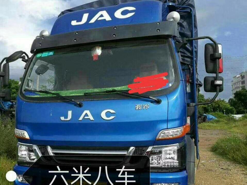 江淮其他车系 载货车  170匹 2017年06月 4x2