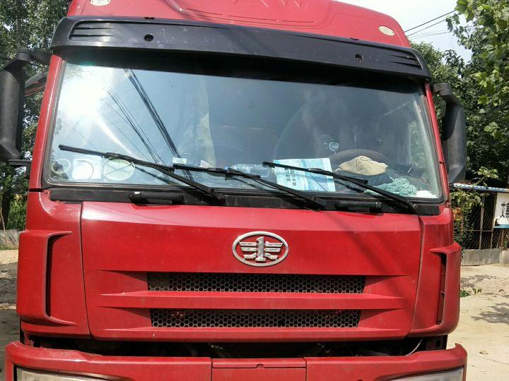 青岛解放悍V 载货车  280匹 2010年09月 8x2