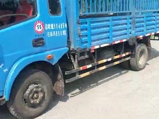 东风其他车系 载货车  130匹 2010年07月 4x2