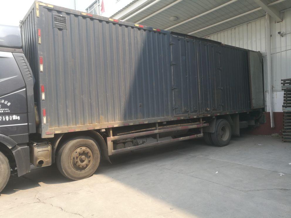 一汽解放J6 载货车  245匹 2013年12月 6x2