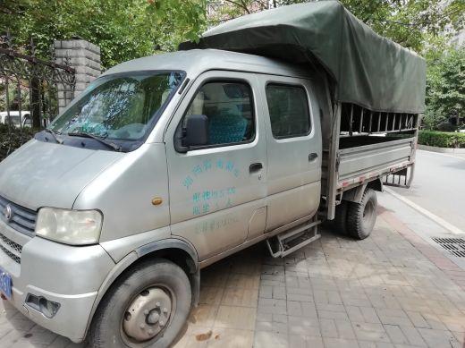 东风其他车系 载货车  125匹 2011年12月 4x2