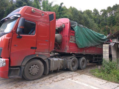 中国重汽HOWO 牵引车  420匹 2010年07月 6x4