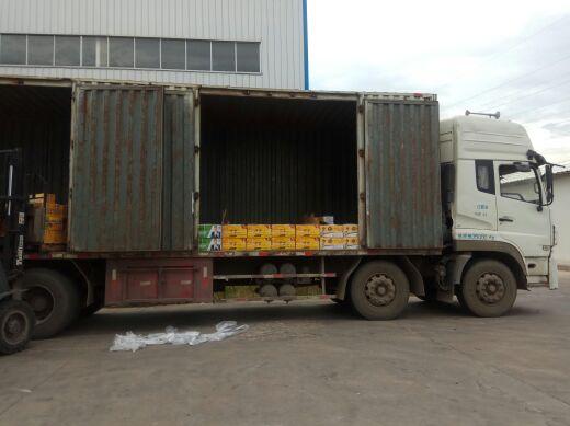 东风天龙 载货车  245匹 2014年05月 6x2