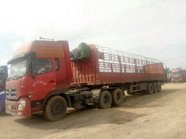东风天龙 牵引车  420匹 2012年04月 6x4