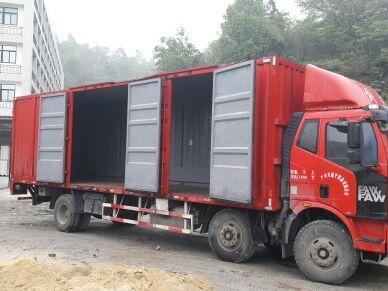 一汽解放J6 载货车  220匹 2015年05月 6x2
