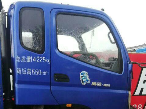福田欧曼其他车系 载货车  140匹 2009年04月 4x2