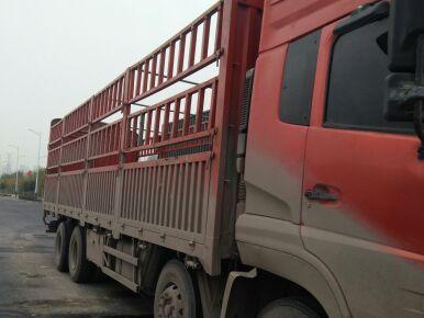 东风天龙 载货车  260匹 2011年08月 8x4