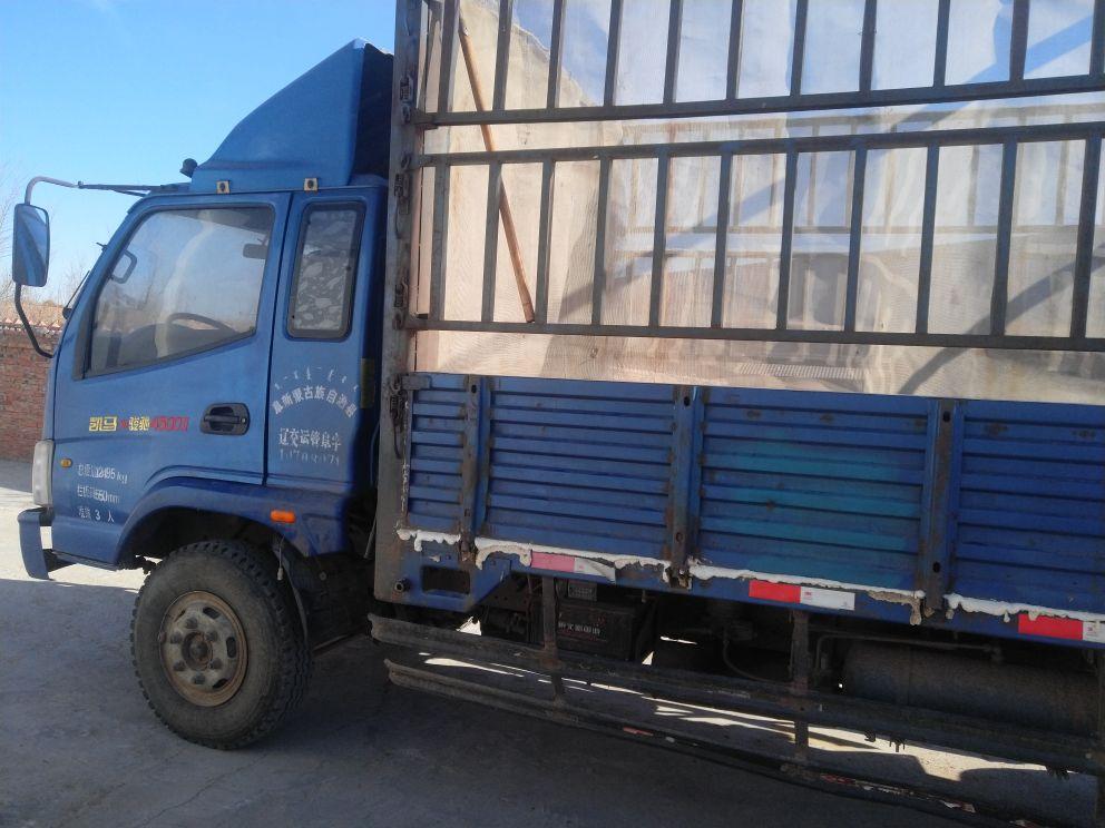 #其他品牌其他 载货车  160匹 2012年02月 4x2