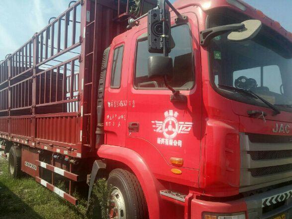 江淮格尔发 载货车  180匹 2014年10月 4x2